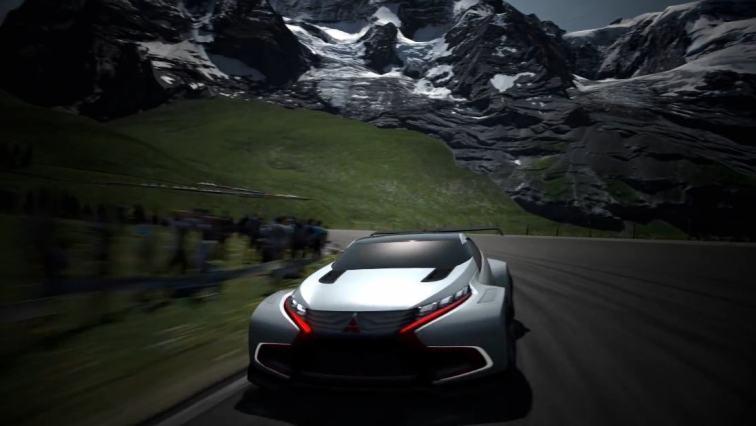 Vision GranTurismo Scores a Super Evo! Mitsubishi Concept XR-PHEV is Super Widetrack Racer 17