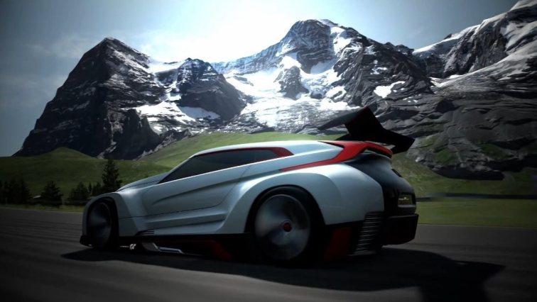 Vision GranTurismo Scores a Super Evo! Mitsubishi Concept XR-PHEV is Super Widetrack Racer 18
