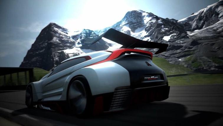Vision GranTurismo Scores a Super Evo! Mitsubishi Concept XR-PHEV is Super Widetrack Racer 19