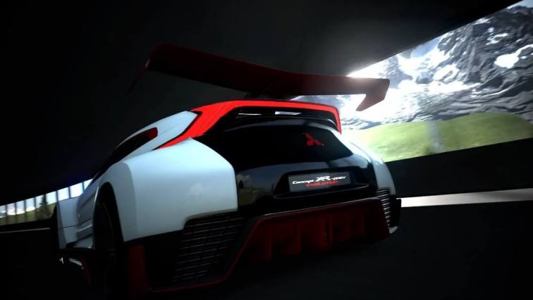 Vision GranTurismo Scores a Super Evo! Mitsubishi Concept XR-PHEV is Super Widetrack Racer 20