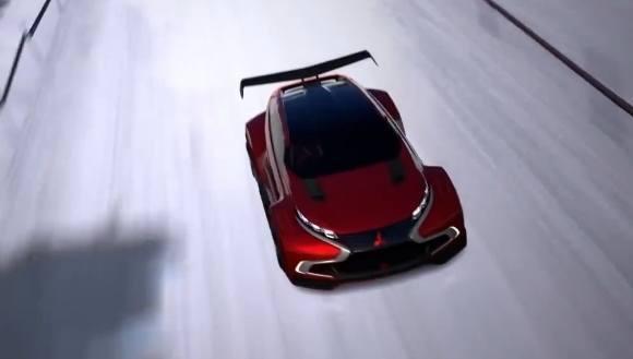 Vision GranTurismo Scores a Super Evo! Mitsubishi Concept XR-PHEV is Super Widetrack Racer 37