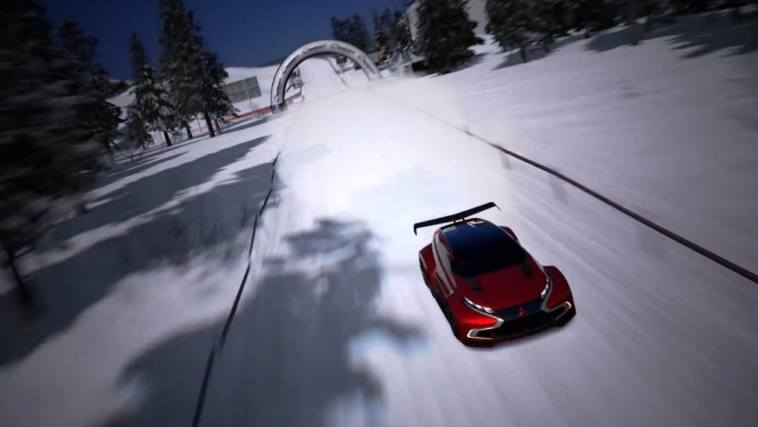 Vision GranTurismo Scores a Super Evo! Mitsubishi Concept XR-PHEV is Super Widetrack Racer 38
