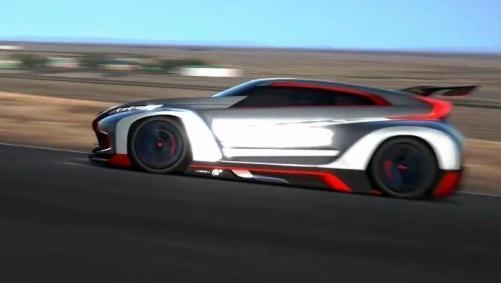 Vision GranTurismo Scores a Super Evo! Mitsubishi Concept XR-PHEV is Super Widetrack Racer 49