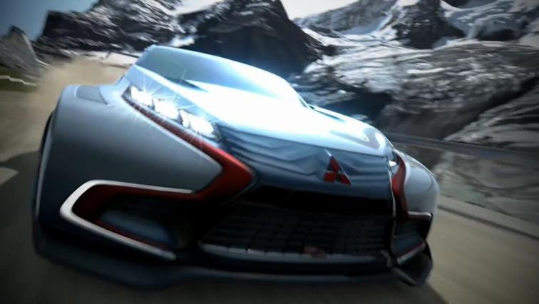 Vision GranTurismo Scores a Super Evo! Mitsubishi Concept XR-PHEV is Super Widetrack Racer 53