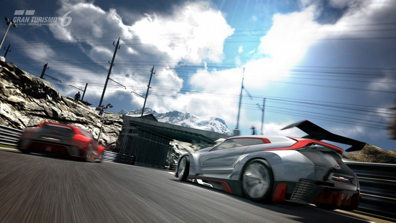 Vision GranTurismo Scores a Super Evo! Mitsubishi Concept XR-PHEV is Super Widetrack Racer 73