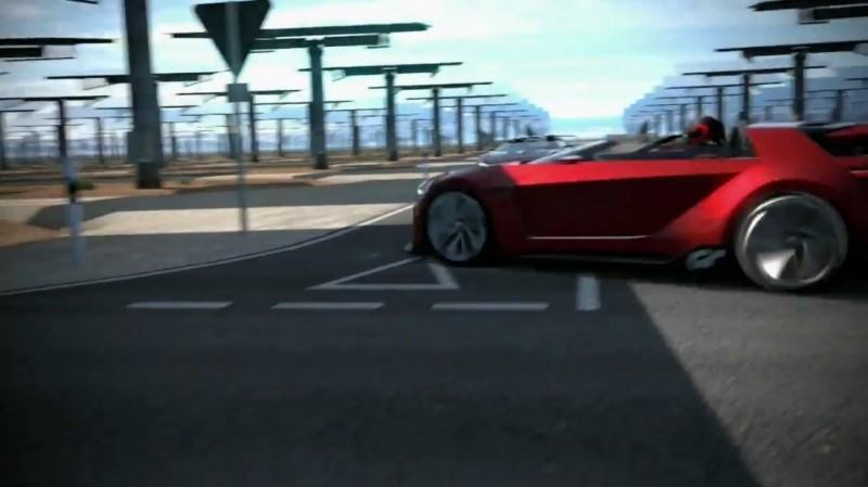 Volkswagen GTI Roadster Vision Gran Turismo Scores 4Motion and 500HP Twin-Turbo VR6 15