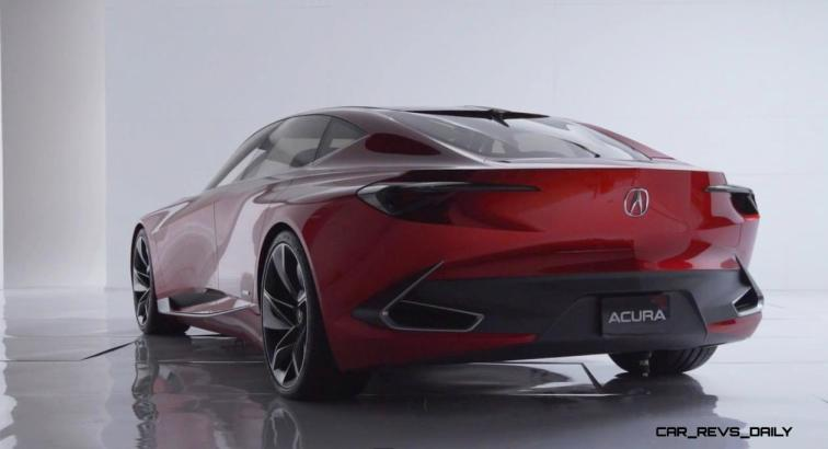 Worst of NAIAS - 2016 Acura Precision Concept 16