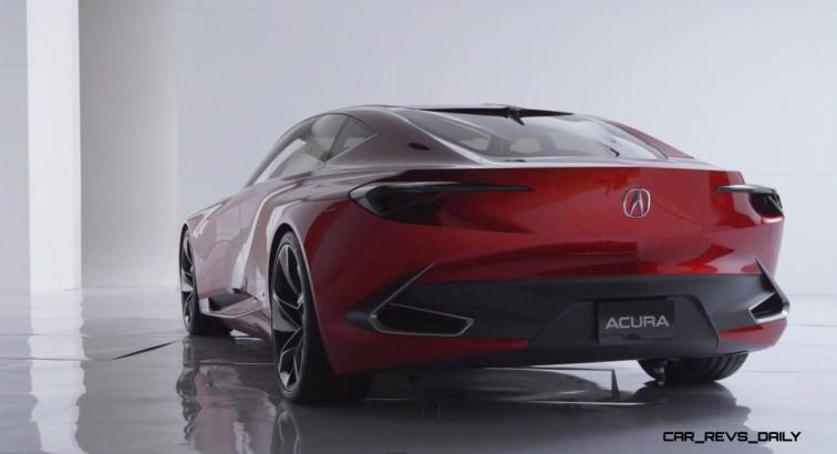 Worst of NAIAS - 2016 Acura Precision Concept 17