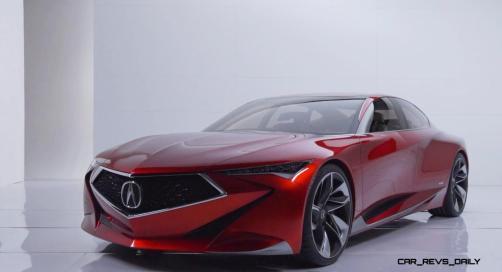 Worst of NAIAS - 2016 Acura Precision Concept 20