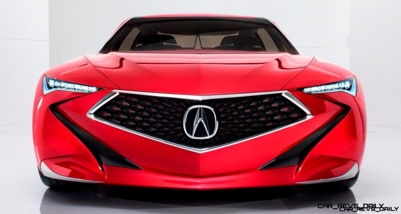 Worst of NAIAS - 2016 Acura Precision Concept 3