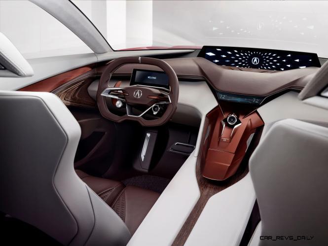 Acura Precision Concept 2016 - Interior
