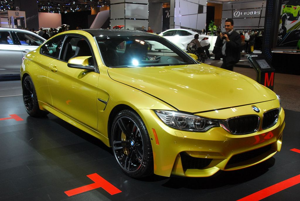bmw serie 1 coupe