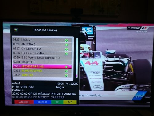canal plus f1