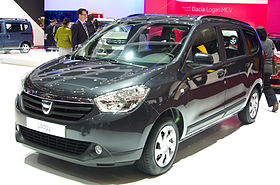 dacia lodgy stepway prix