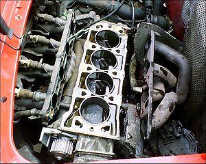 decalaminage moteur