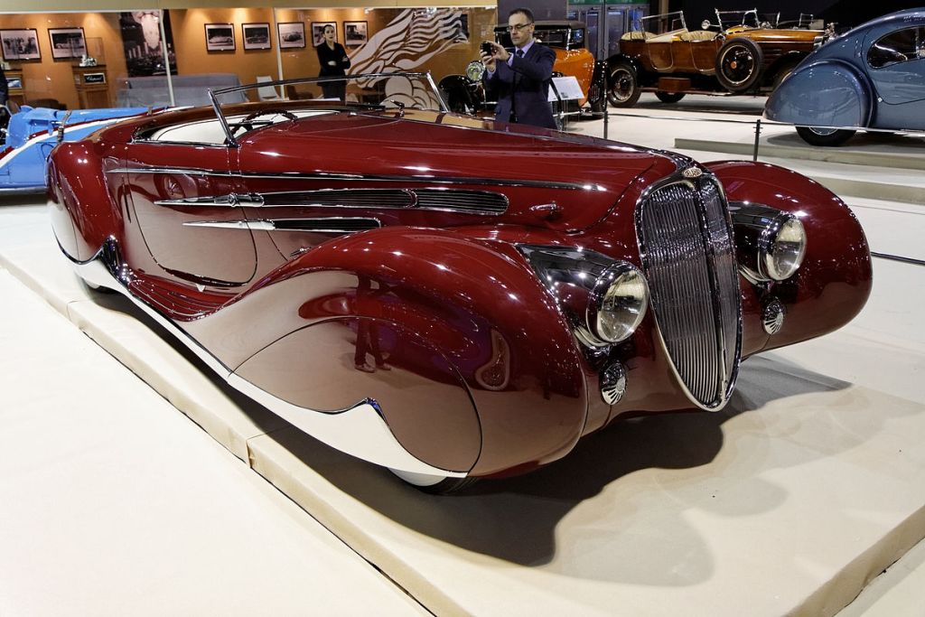 la voiture la plus belle du monde