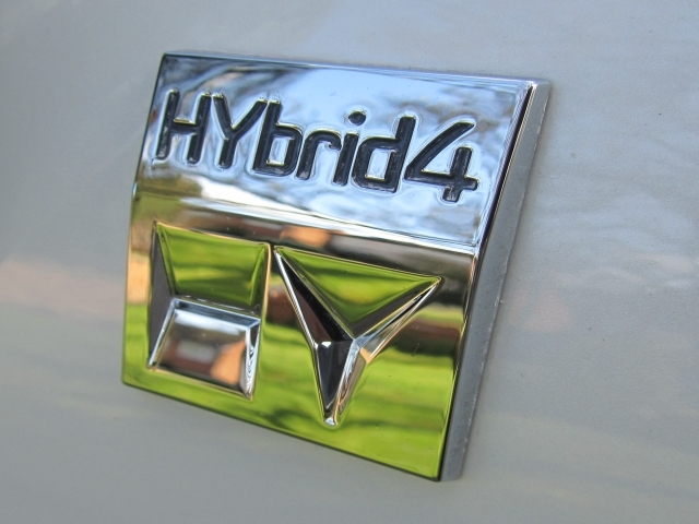 peugeot 3008 hybride