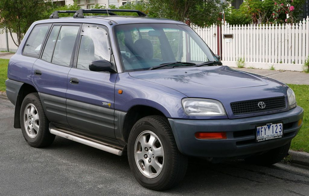 rav4 hybride