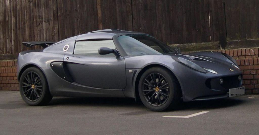 voiture lotus