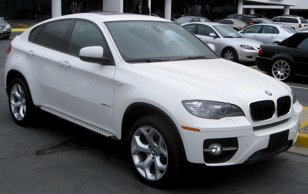 x6 occasion