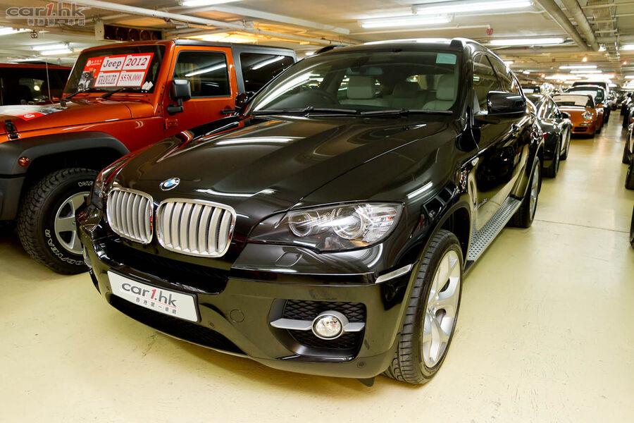 易手車推介:BMW 2011 X6 xDrive 50i 豪華城市 SUV : 香港第一車網 Car1.hk