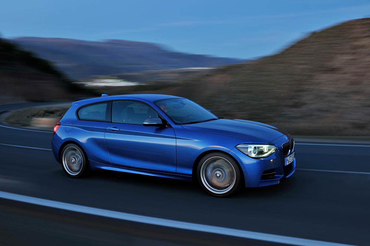 BMW 1 系追加三門車型 M 135i 爆發 320 匹馬力 : 香港第一車網 Car1.hk