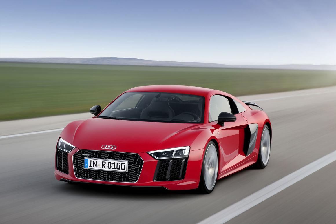 Audi R8 2020 年將可能停產? : 香港第一車網 Car1.hk