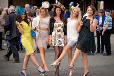 Ladies Kildare races