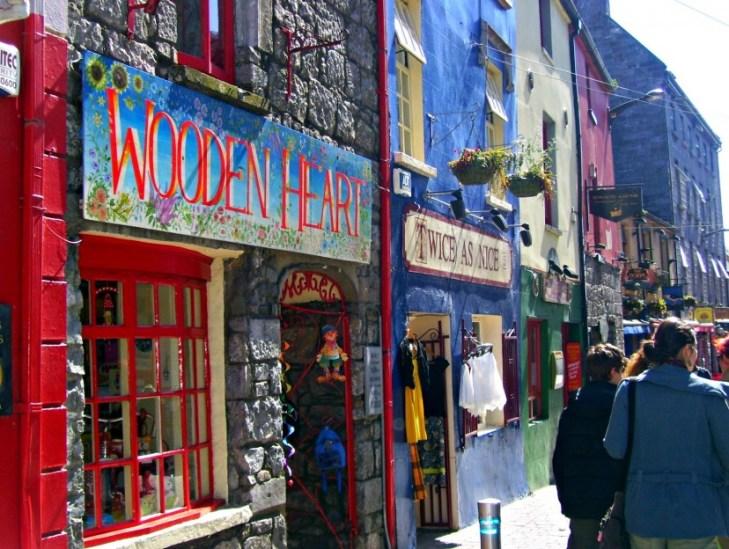 Galway Main Street