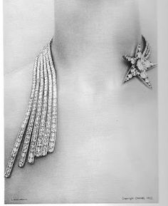 Basque Diamond necklace by Paul Iribe for Chanel