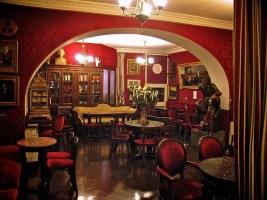 Antico Caffe Greco, Rome