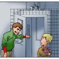 Ancora indovinelli: L'uomo nell'ascensore