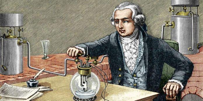 Resultado de imagen para Fotos de Antoine Lavoisier