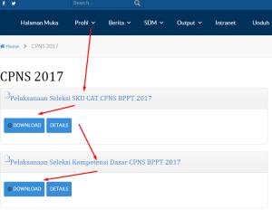 Jadwal dan Lokasi Tes SKD CPNS BPPT 2018 Setelah Seleksi Administrasi