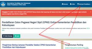 Pengumuman Jadwal Lokasi Ujian Seleksi Kompetensi Dasar SKD CPNS Kemendikbud 2017