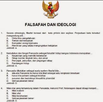 Free Download Soal Cpns 2018 Dan Kunci Jawaban Pdf - Peranti Guru