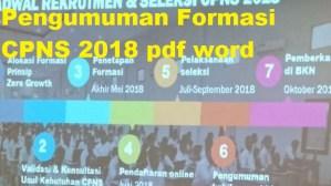 Panduan Cara Daftar CPNS 2018 Lulusan SMA D3 S1 Provinsi Jawa Tengah