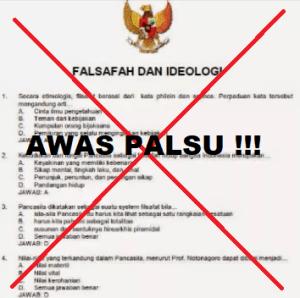Waspadai Informasi Bocoran Kumpulan Soal Tes CPNS 2018 Palsu