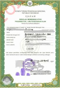 Jadwal Verifikasi Berkas Dokumen Asli dan Pengukuran Tinggi Badan Lulusan SMA SMK Sederajat D3