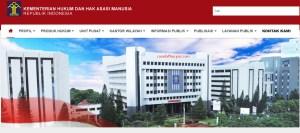 Pendaftaran CPNS Kemenkumham 2018 Online Lulusan SMA SMK D3 S1