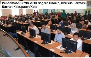 Jadwal Lokasi Ujian SKD CPNS 2018 Provinsi Jawa Barat