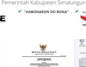 Hasil Akhir Seleksi CPNS Kabupaten Simalungun 2018