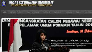 Hasil Akhir Seleksi CPNS Kota Surabaya 2018