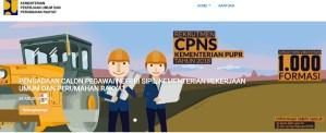 Hasil Akhir Seleksi CPNS Kementerian PUPR 2018