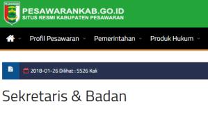 Hasil Seleksi Administrasi CPNS Kabupaten Pesawaran 2018