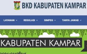 Pengumuman Hasil Tes SKD CPNS Kabupaten Kampar 2018