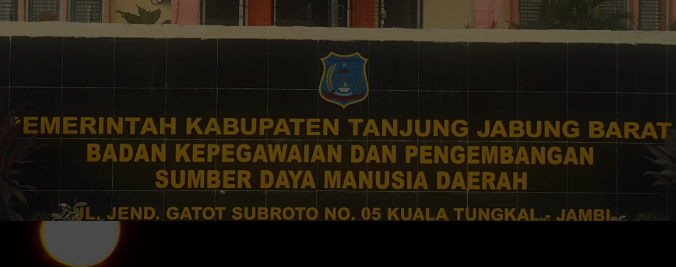 Hasil Akhir Seleksi Administrasi Cpns Kabupaten Tanjung Jabung 2018