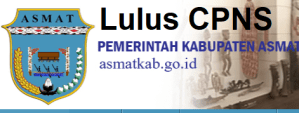 Pengumuman Hasil SKD SKB CPNS Kab Asmat 2019 2020