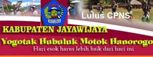 Pengumuman Hasil Tes SKD CPNS 2018 Kabupaten Jayawijaya