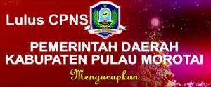 Pengumuman Hasil Tes SKD CPNS 2018 Kabupaten Pulau Morotai